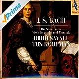 Bach: Die Sonaten Für Viola Da Gamba und Cembalo