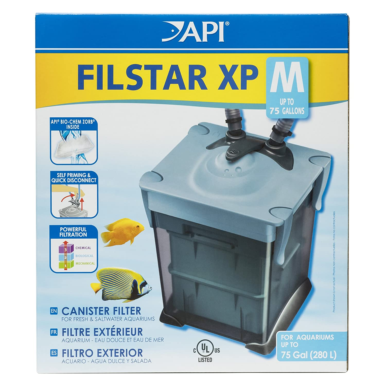 API Filstar XP-M Canister Filter by API B00026Z4KS