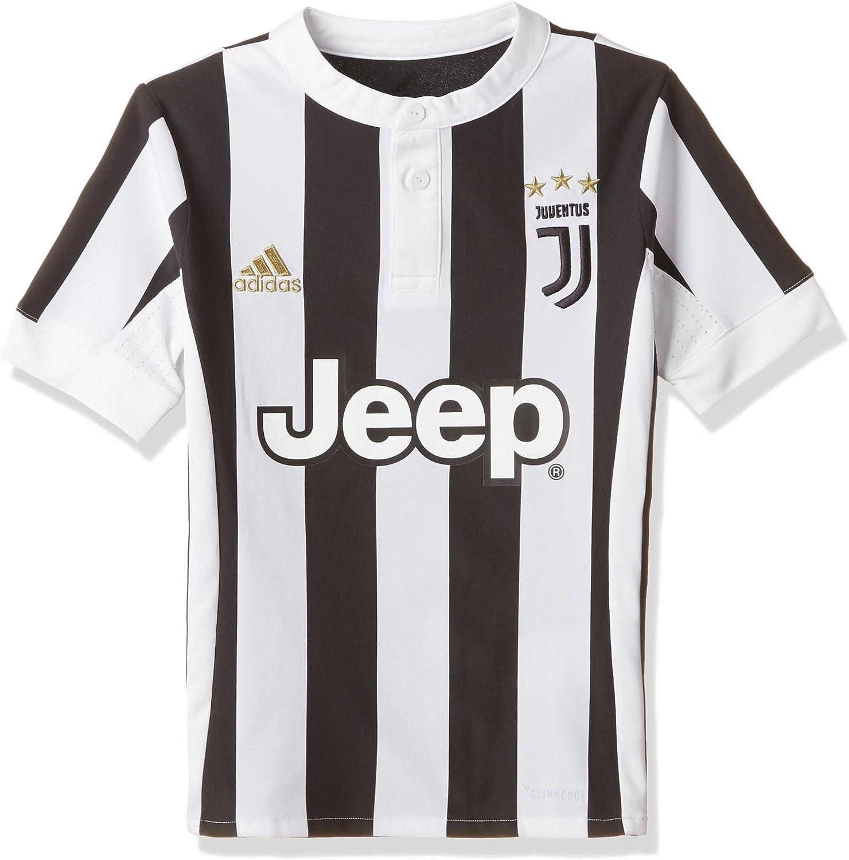 adidas Juve H JSY Y - Camiseta 1ª Equipación Juventus FC 2015/2016 Niños