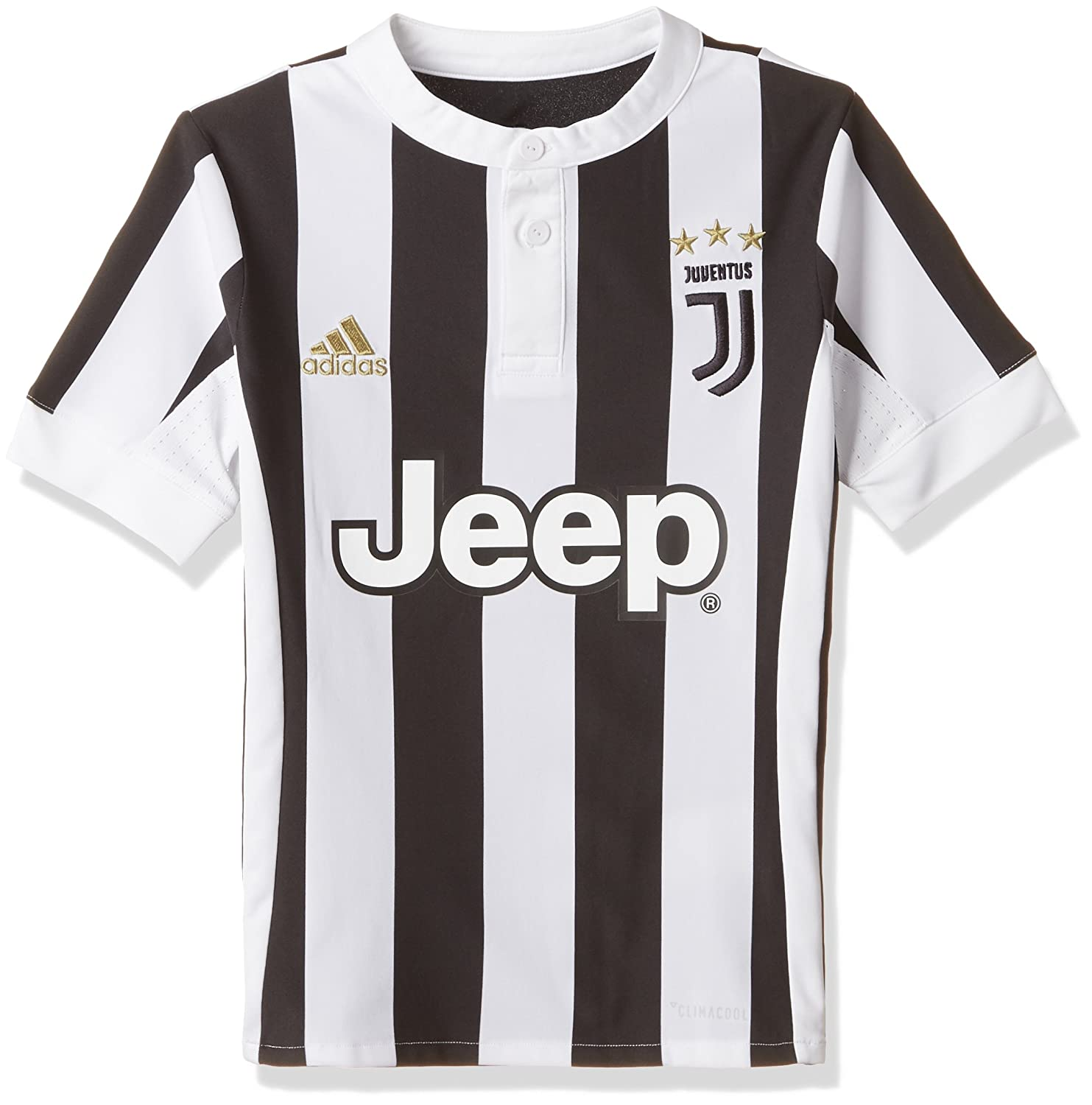 2a4867911 Amazon.com : adidas Juventus Kids Home Shirt 2017/18-13-14 Years : Clothing