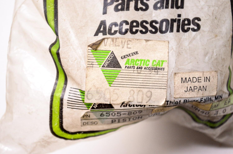 Arctic Cat Piston Valve CA VM40 3.0 Nickle