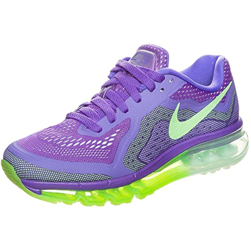 new style 8507d 6830e Nike Wmns Air Max 2014 Hyper Grape Electric Green (621078-503) womens Shoes