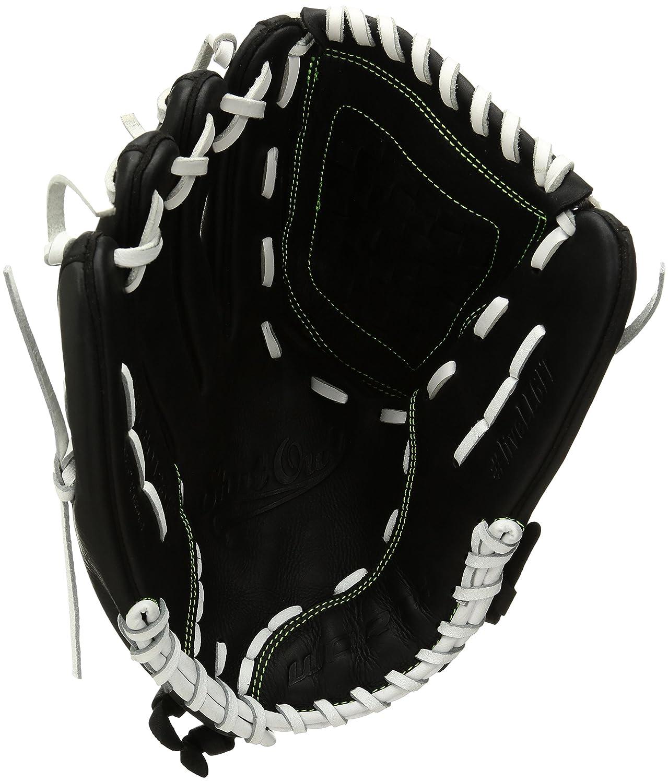 Worthレディースシャットアウト高速ピッチソフトボールグローブ B00OWVEAKO 12.5-Inch|Right Handed Glove for Left Handed Thrower 12.5-Inch