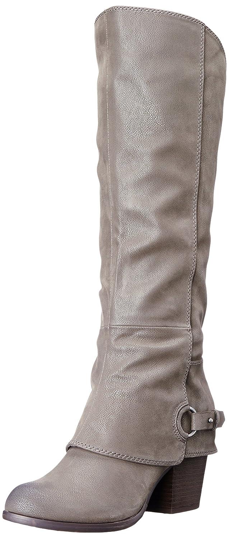 Fergalicious Women's Lexy Western Boot B00WVRYE5C 9.5 B(M) US|Grey