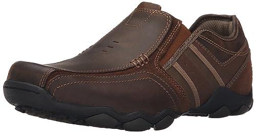Skechers Diameter Zinroy, Mocasines para Hombre: Amazon.es: Zapatos y complementos