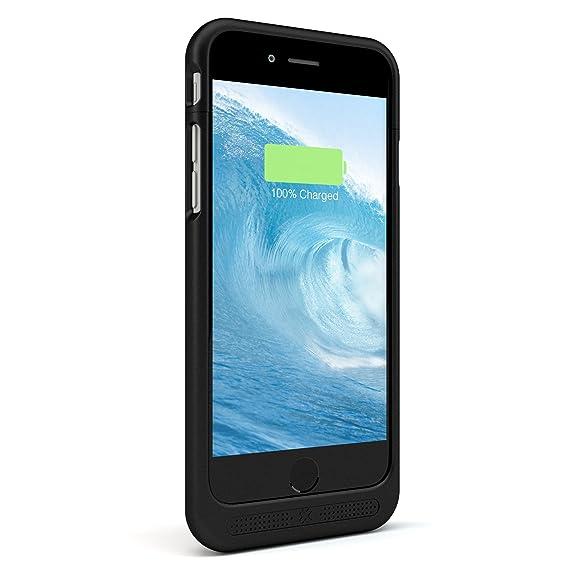 promo code ca7ea 7e694 Lenmar iPhone 6s Battery Case - iPhone 6 Battery Case, Portable Charger  Case, iPhone Charger Case 3000mAh [MFI] Charging Case, BLACK