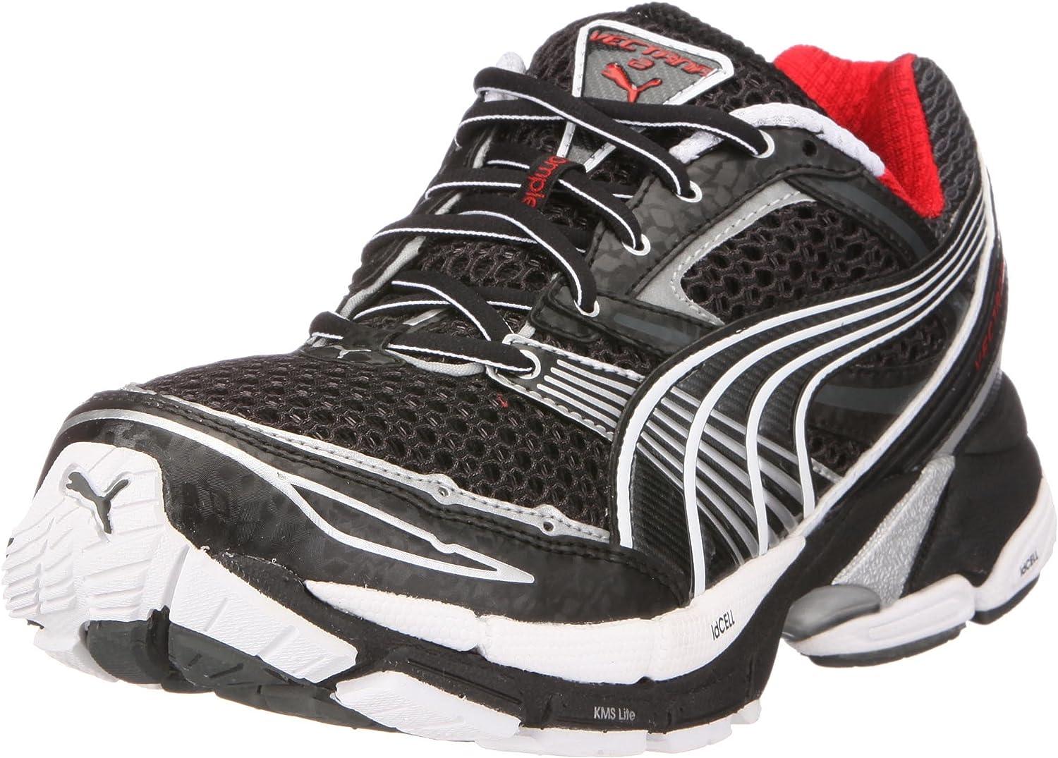 Puma 184722 04 Complete Vectana 2, – Zapatillas de Running para Hombre, Color Negro, Talla 44.5: Amazon.es: Zapatos y complementos