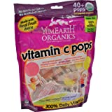 Yummyearth Pops Vit C Fmly Bag