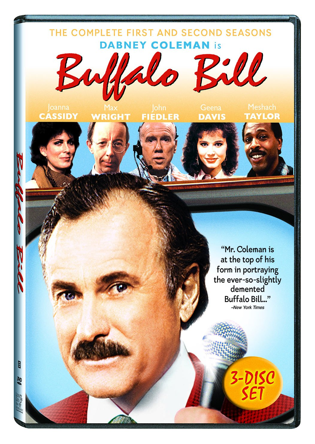 Amazon com: Buffalo Bill - The Complete First and Second