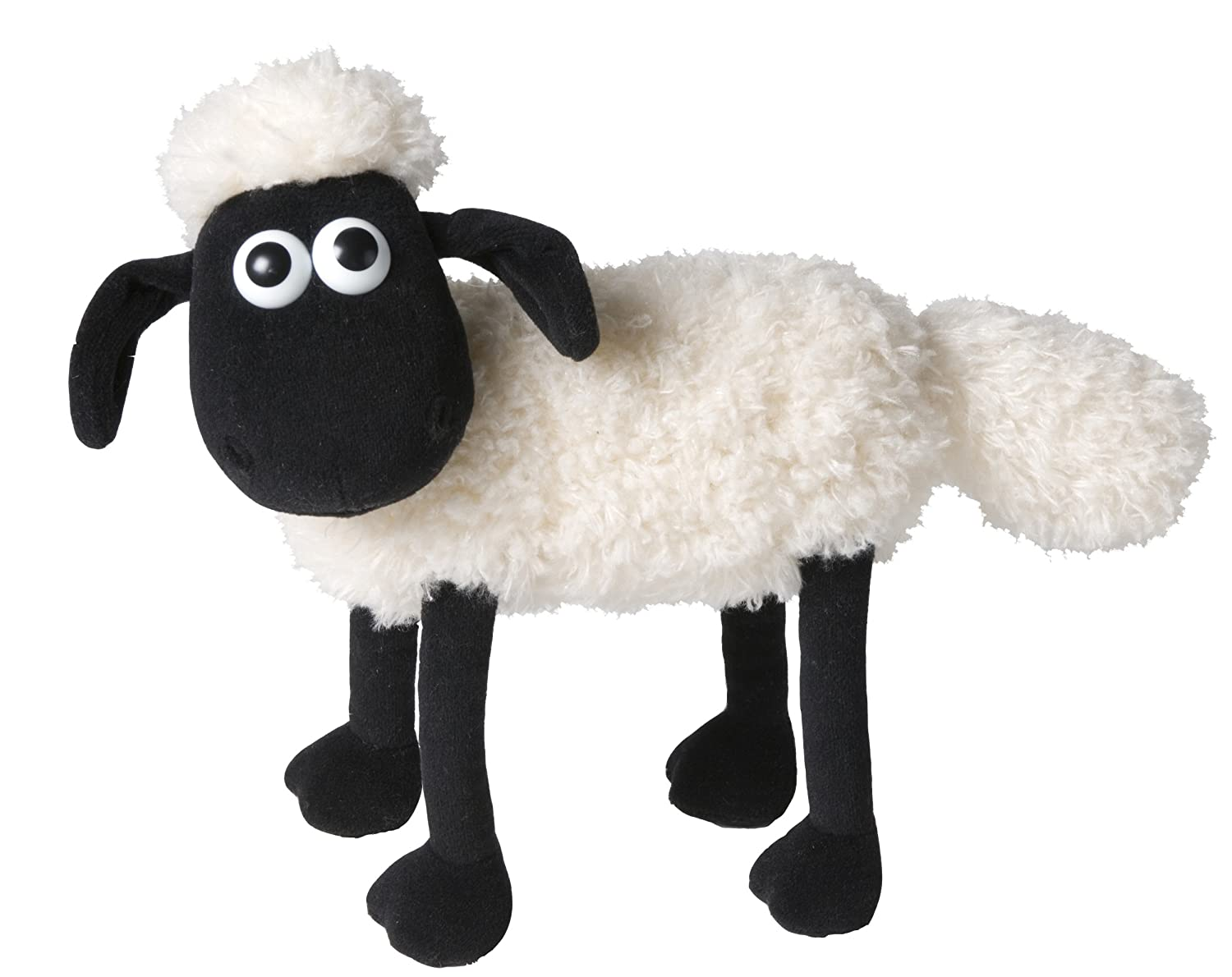 Amazon.com: Shivering Shaun the Sheep Soft Toy: Toys & Games