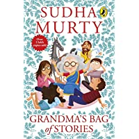 GRANDMAS BAG OF STORIES: Collection of 20+ Illustrated short stories, traditional Indian folk tales for all ages for…