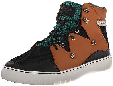 Creative Recreation Men's Spero Sneaker, Black/Tan/Green, ...