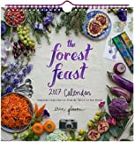 Forest Feast 2017 Wall Calendar