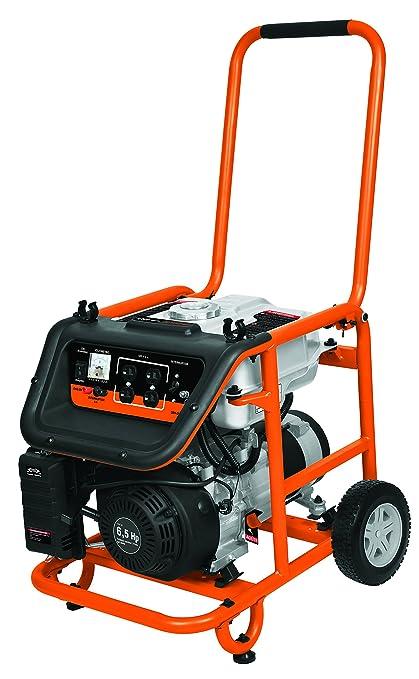 Amazon.com: TRUPER GEN-25X Generador eléctrico de gasolina ...