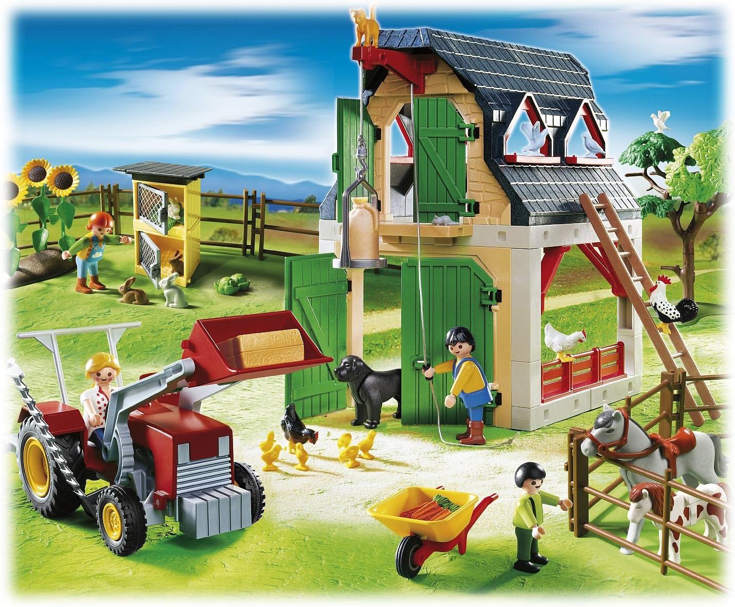 PLAYMOBIL Farm Mega Set