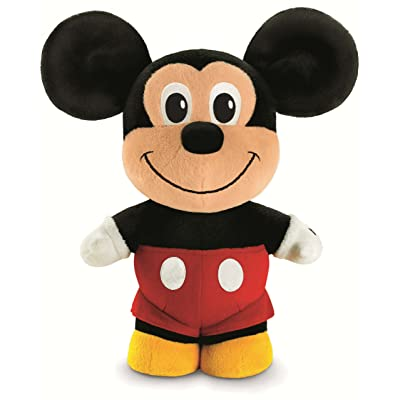 Fisher-Price Clubhouse Cuties Mickey Plush: Toys & Games