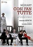 Mozart: Cosi fan tutte (Madrid 2013) Michael Haneke [2 DVDs]