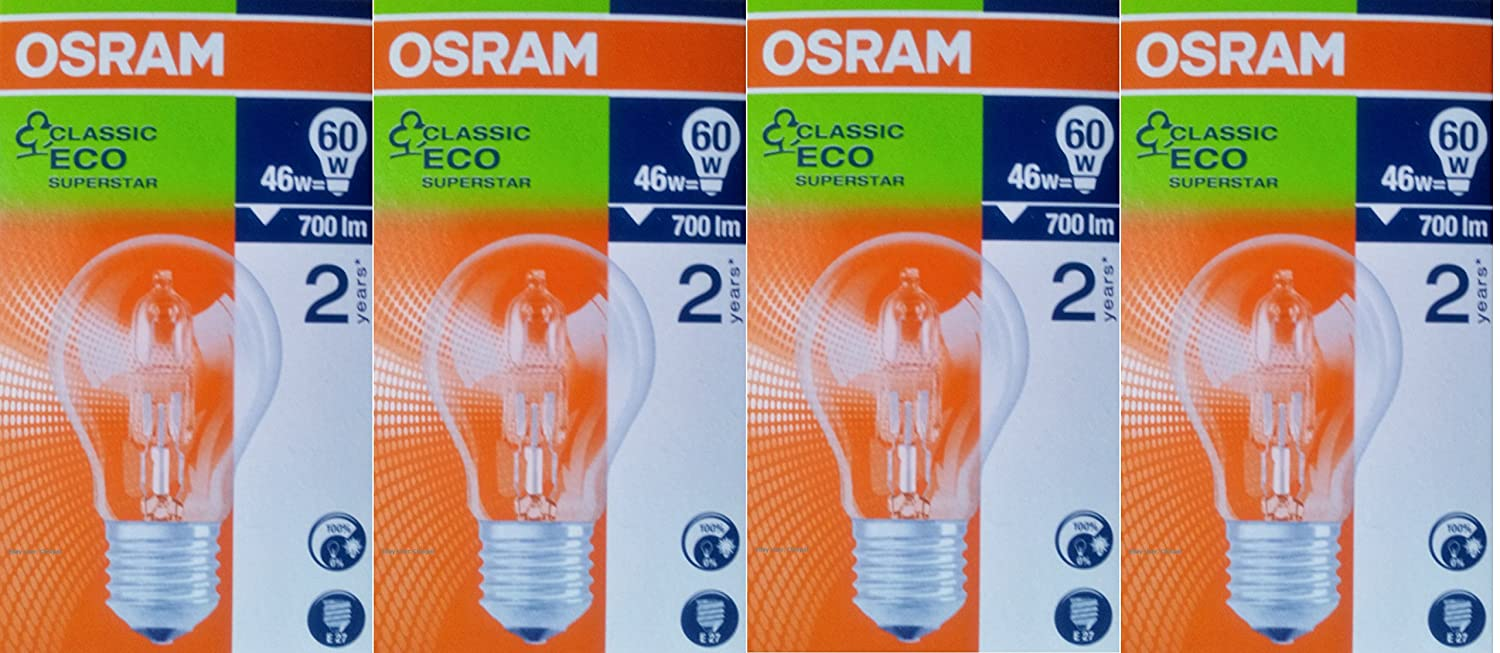 osram classic eco superstar 60watt