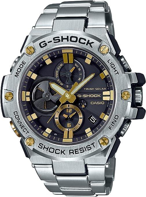 Reloj Casio G-Shock G-Steel de Choque G Modelo Smartphone Link gst ...