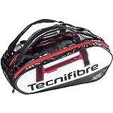 Tecnifibre Pro Endurance Atp 15er Schlägertaschen, Schwarz, One size
