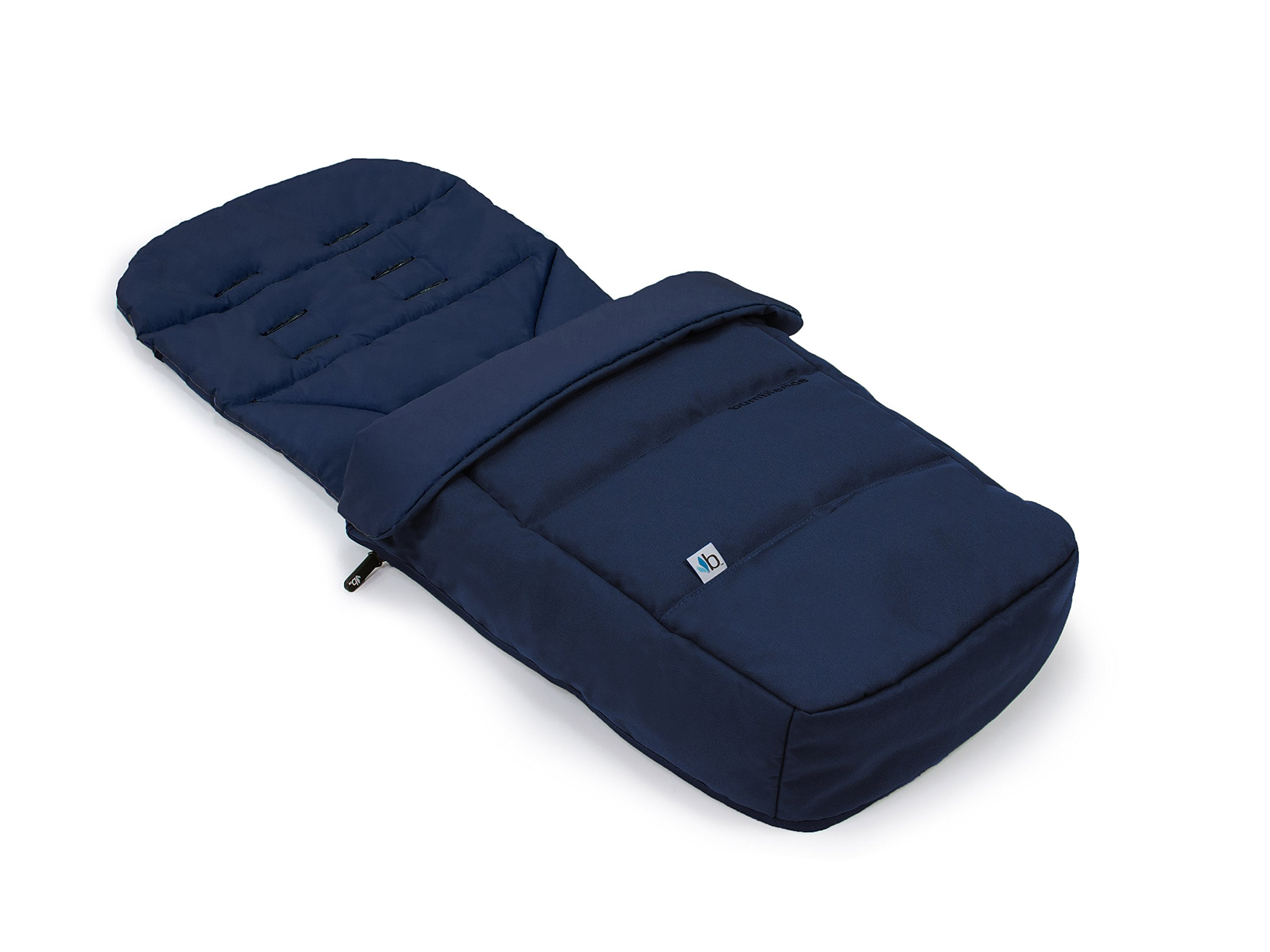 Bumbleride Stroller Footmuff Martime Blue, Maritime Blue, Standard by Bumbleride (Image #1)