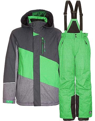 Clever Schneeanzug Skianzug Junge Jungen Jungs Gr 80 In Braun Gute QualitäT Jacken, Mäntel & Schneeanzüge