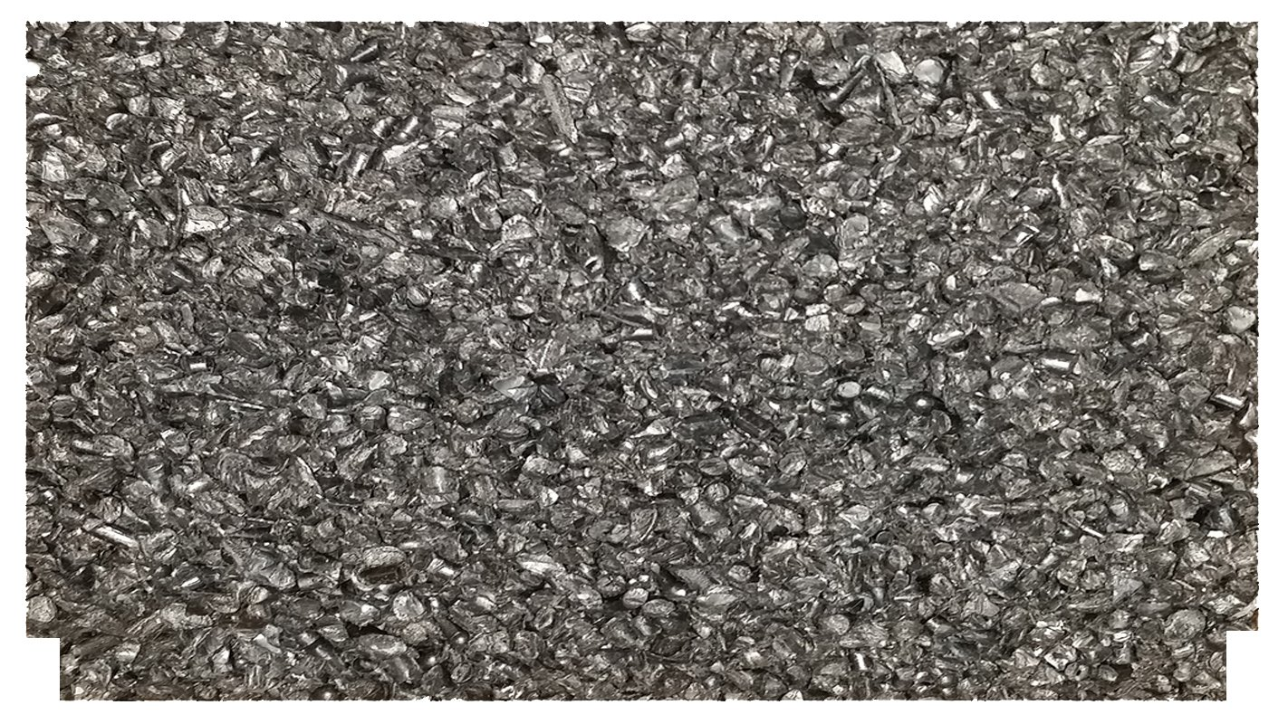10lb 100% Recycled Weighted Plastic Regrind Black Anti-microbial Non-Toxic cornhole bean bag filler (10 lbs) Nature & Self