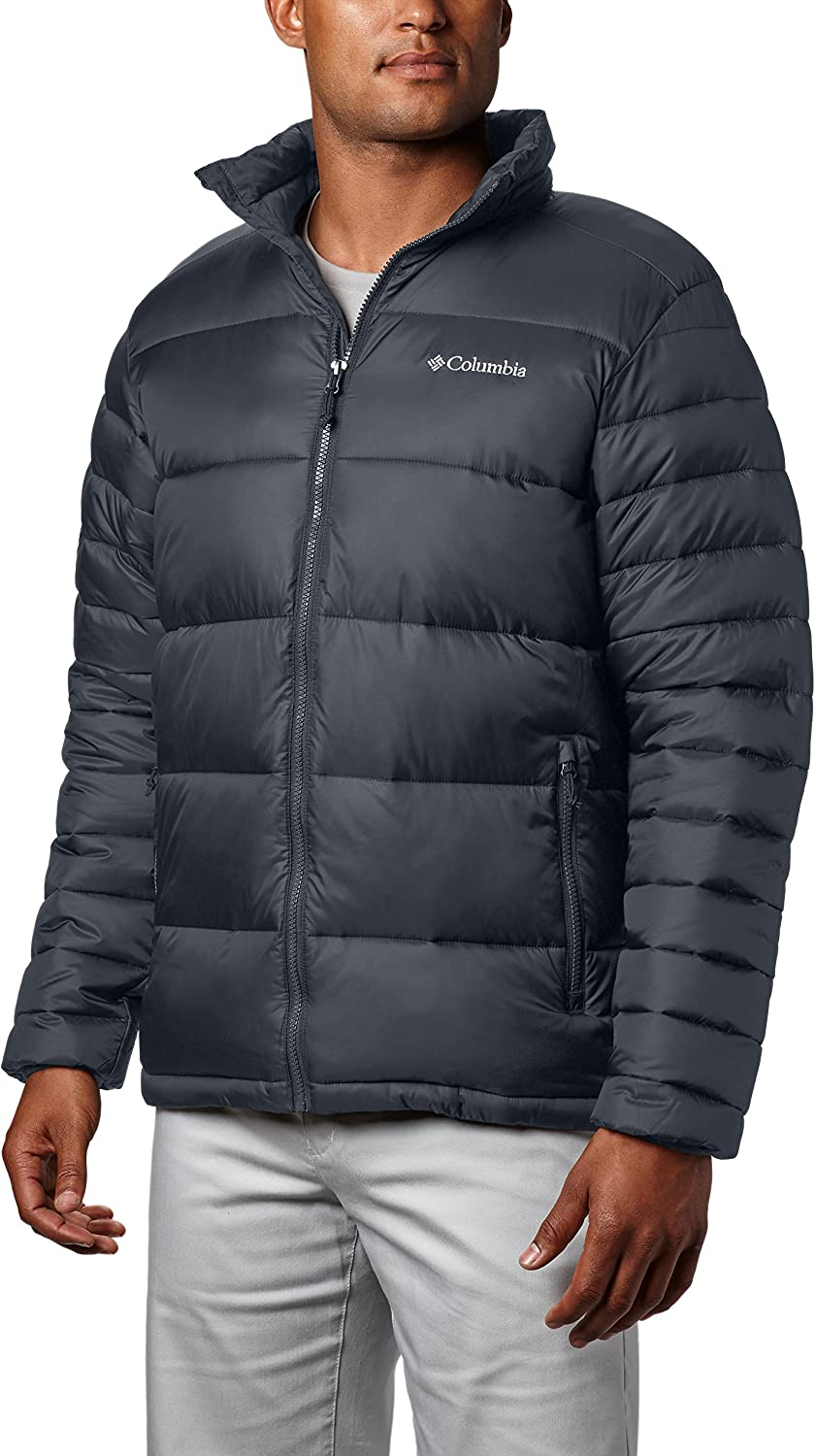 Columbia Mens Frost Fighter Insulated Puffer Jacket