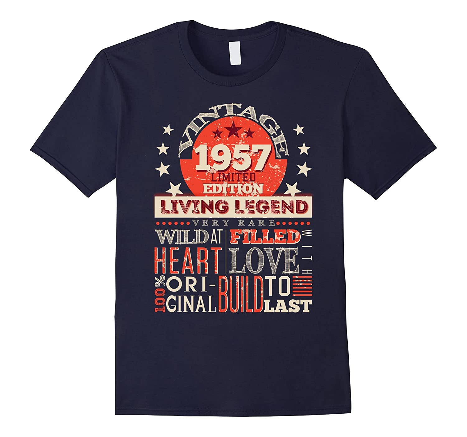 Legends Vintage Made In 1957 60th Birthday Gift 60 Years Old ANZ