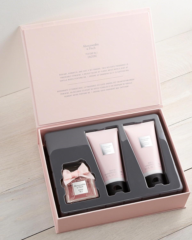 Abercrombie Fitch Perfume No 1â Undone Gift Set 50ml Eau De