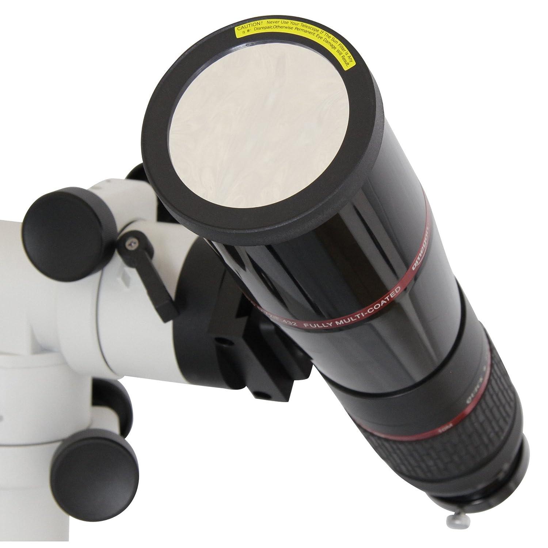 20d6fdd627399c Omegon Filtre Solaire 60-70 mm  Amazon.fr  High-tech