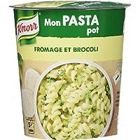 Knorr Pâtes Déshydratées Mon Pasta Pot Fromage et Brocoli 69 g - Lot de 4