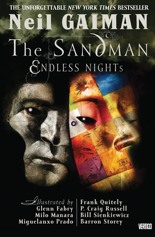 Read Online The Sandman: Endless Nights (New Edition) pdf