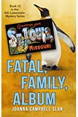 Fatal, Family, Album: Book #13 in a series, but can be read as a stand-alone book. (Kiki Lowenstein Cozy Mystery Series) Kindle Edition