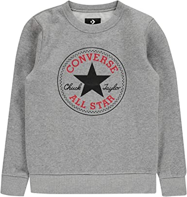 Converse All Star Crew Sweat-Shirt Juniors Skate Vêtements ...