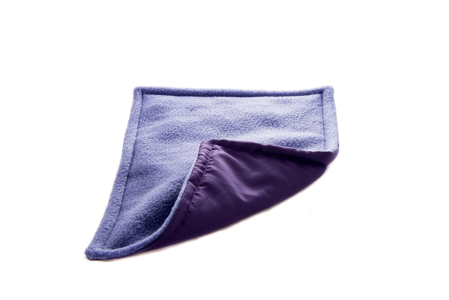 Purple WATERPROOF Guinea Pig and small animal cage liner set tunnel