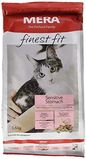 Mera Dog Cat Food Finest Fit Sensitive Stomach 2 Pack 2 X 1 5 Kg