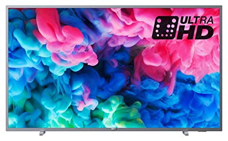 9594efb1b15 Philips 50PUS6523 12 50-Inch 4K Ultra HD Smart TV with HDR Plus and ...