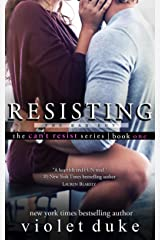 Resisting the Bad Boy: Sullivan Brothers Nice Girl Serial Trilogy, Book 1 of 3 (CAN'T RESIST) Kindle Edition