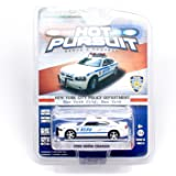Greenlight Hot Pursuit Series 13 - New York Police Department NYPD 2009 Dodge Charger