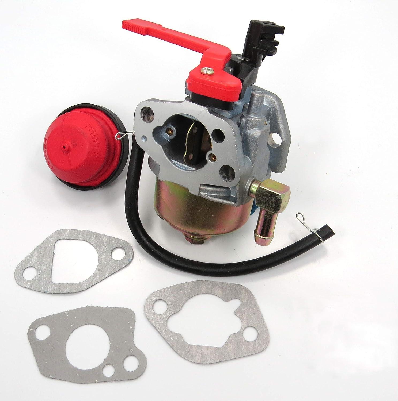 Carburetor for Yard Machines Craftsman Snowblower Thrower 751-10956 951-10956