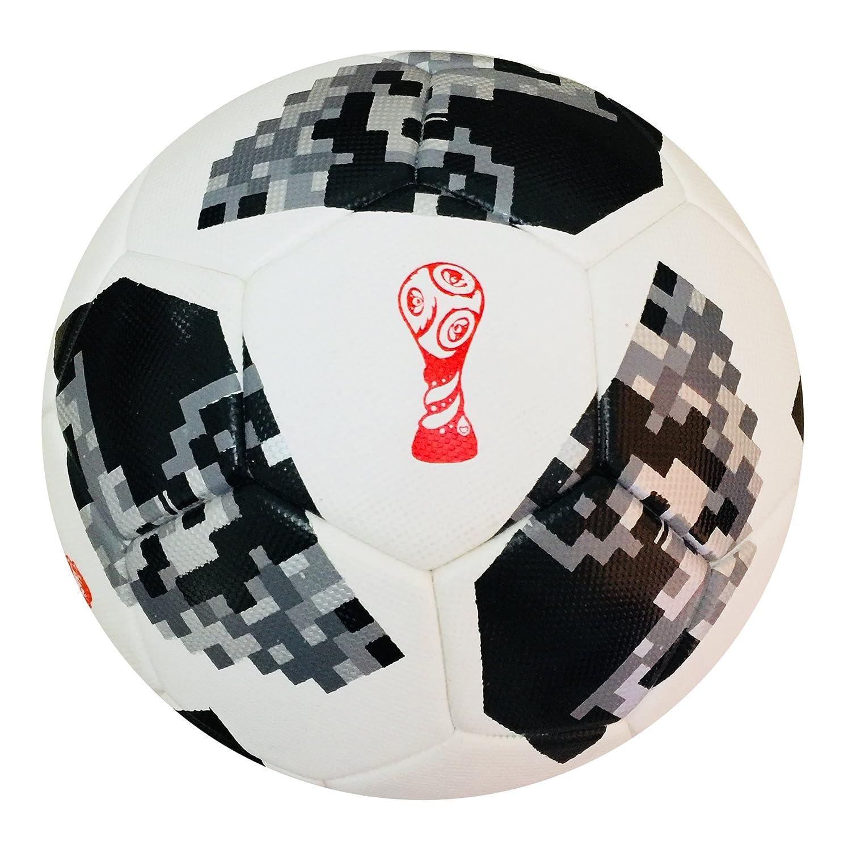 World Cup 2018 - Balón de Fútbol Oficial de Alta Calidad (Talla 5 ...