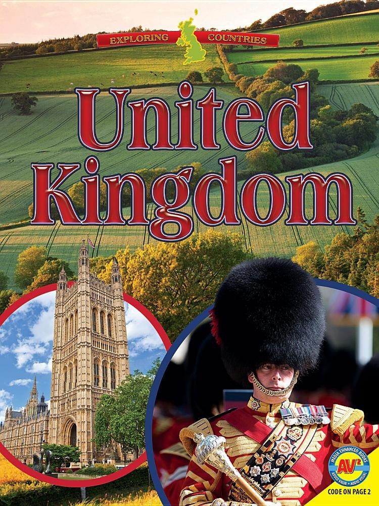 Download United Kingdom (Exploring Countries) pdf epub