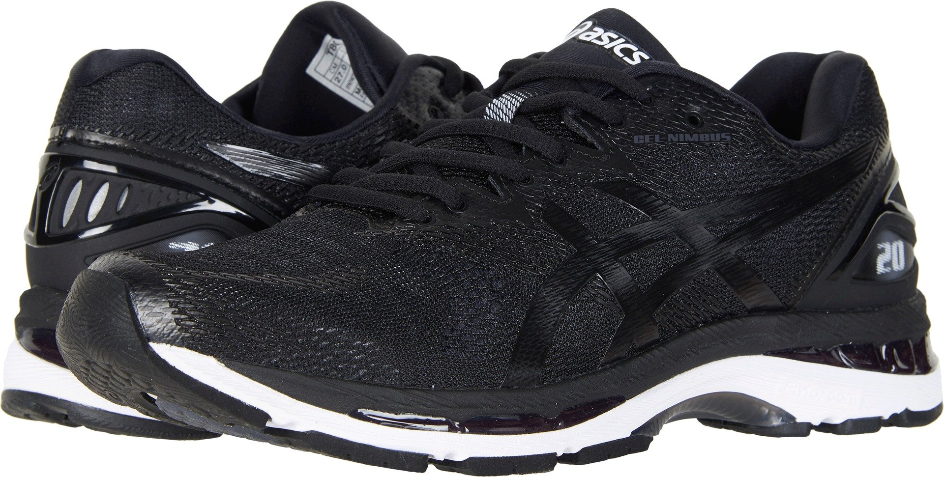 Galleon - ASICS Men s Gel-Nimbus 20 Running Shoe 37e6df286