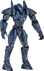 DIAMOND SELECT TOYS Pacific Rim Uprising: November Ajax Select Action Figure,Multi-colored,7 inches