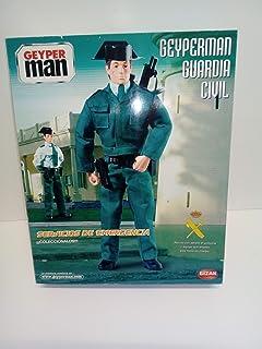 geyperman traje de soldado aleman: Amazon.es: Juguetes y juegos