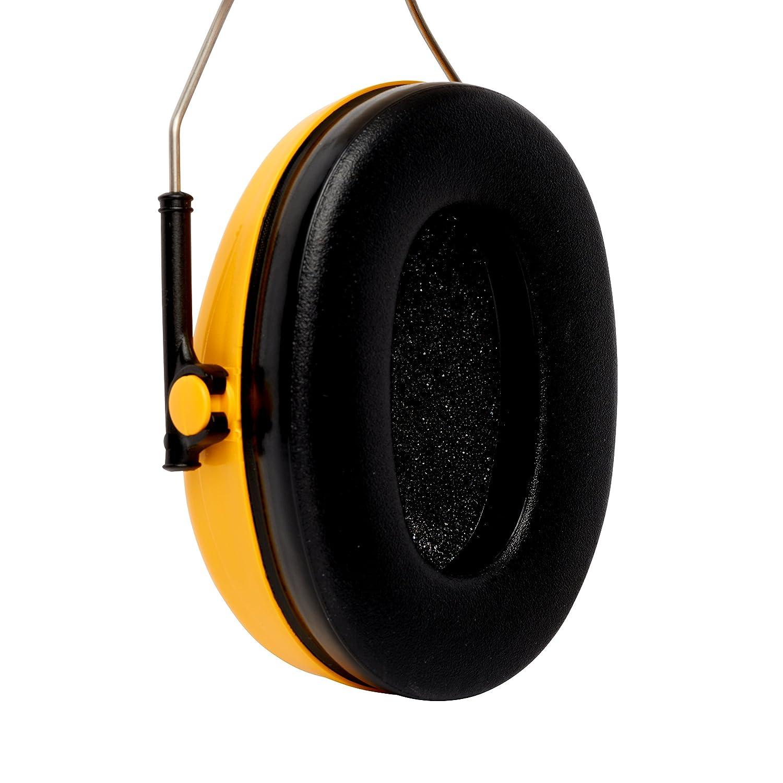 3M Peltor H510A Orejeras de protección, 1 unidad/caja, amarillo: Amazon.es: Industria, empresas y ciencia