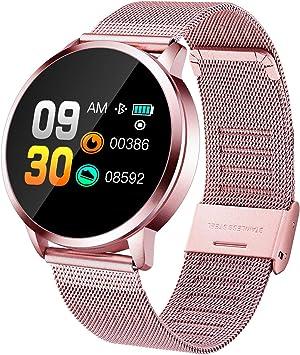 Reloj inteligente para hombres mujeres niños,Bluetooth Smart Watch ...