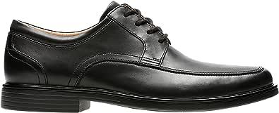 حذاء برباط للرجال من كلاركس, (اسود), 6 UK