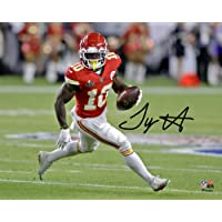 "$149 » Tyreek Hill Kansas City Chiefs Super Bowl LIV Champions Autographed 8"" x 10"" Super Bowl LIV Photograph - Fanatics Authentic Certified"